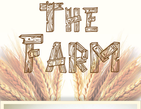The Farm written by the twins Aurèle & Armand Delaurier